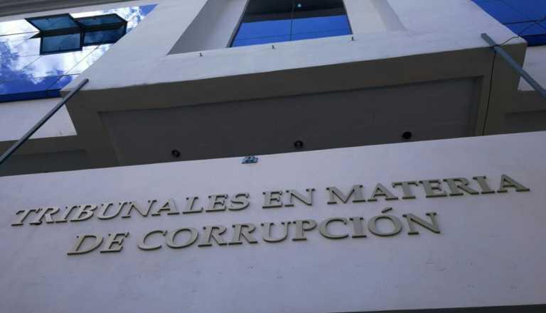 Inauguran Tribunales en Materia de Corrupción para investigar funcionarios