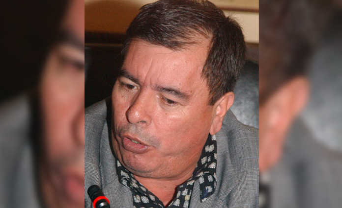 Eliseo Vallecillo