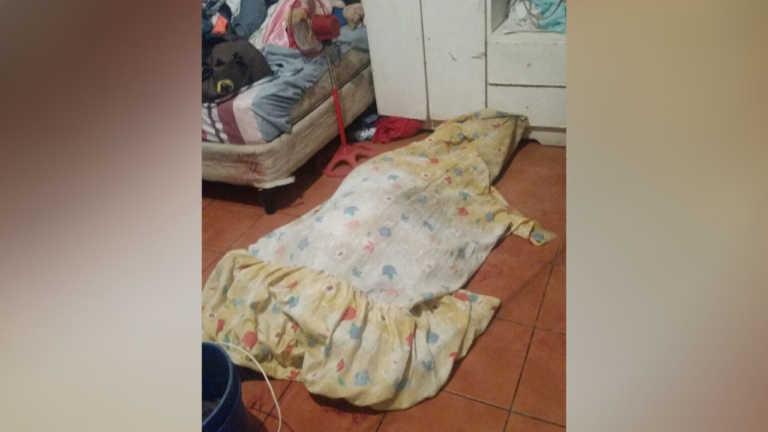 La Ceiba: Se fue de fiesta y cuando regresó halló a su mujer agonizando