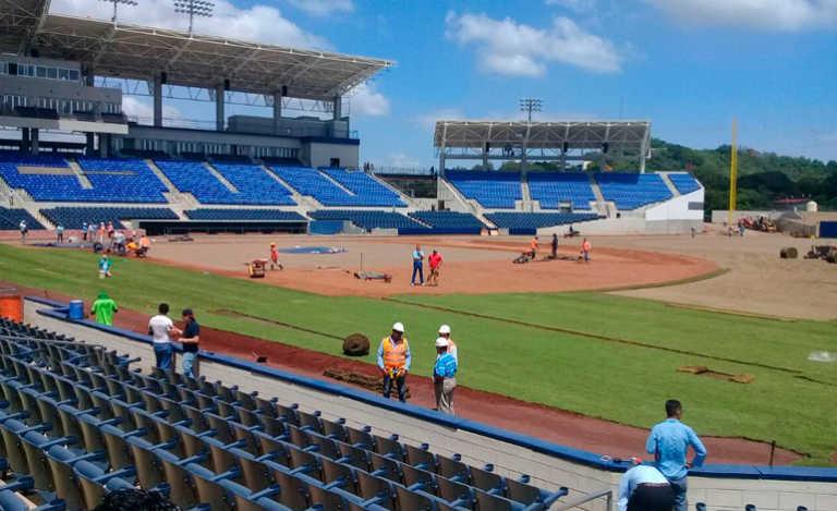 Nicaragua espera 45 mil aficionados en serie inaugural de Estadio Nacional