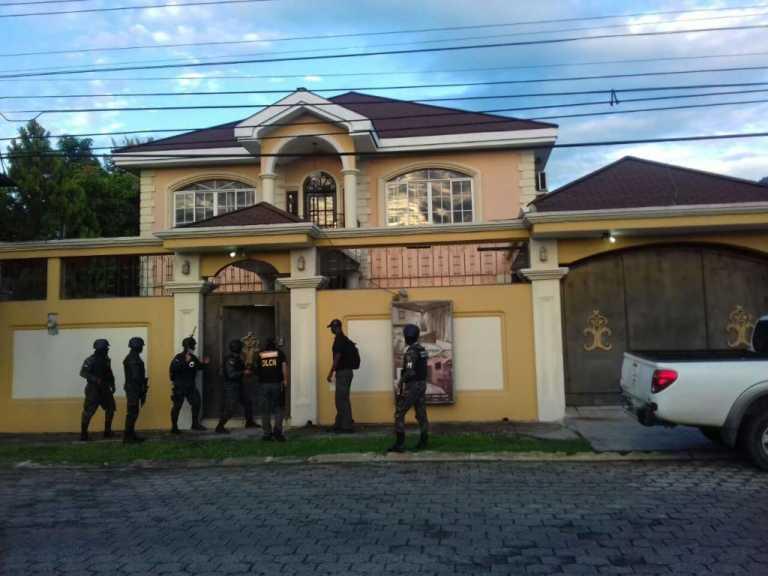 Autoridades capturaron hoy lunes a 4 presuntos socios de Los Cachiros