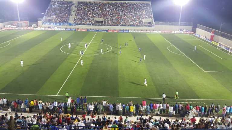 Taquilla récord se registró en el estadio Emilio Williams de Choluteca