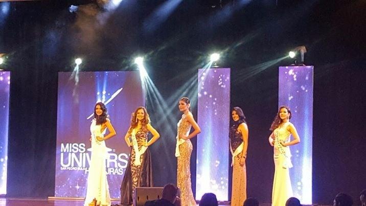April Tobie, de Roatán, es la nueva Miss Honduras Universo 2017
