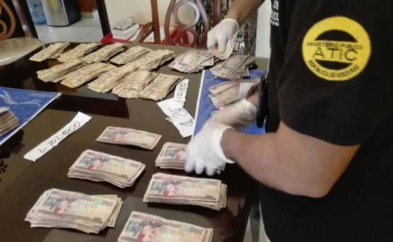 Avalancha III: L. 2 millones encuentran en negocio del barrio Medina