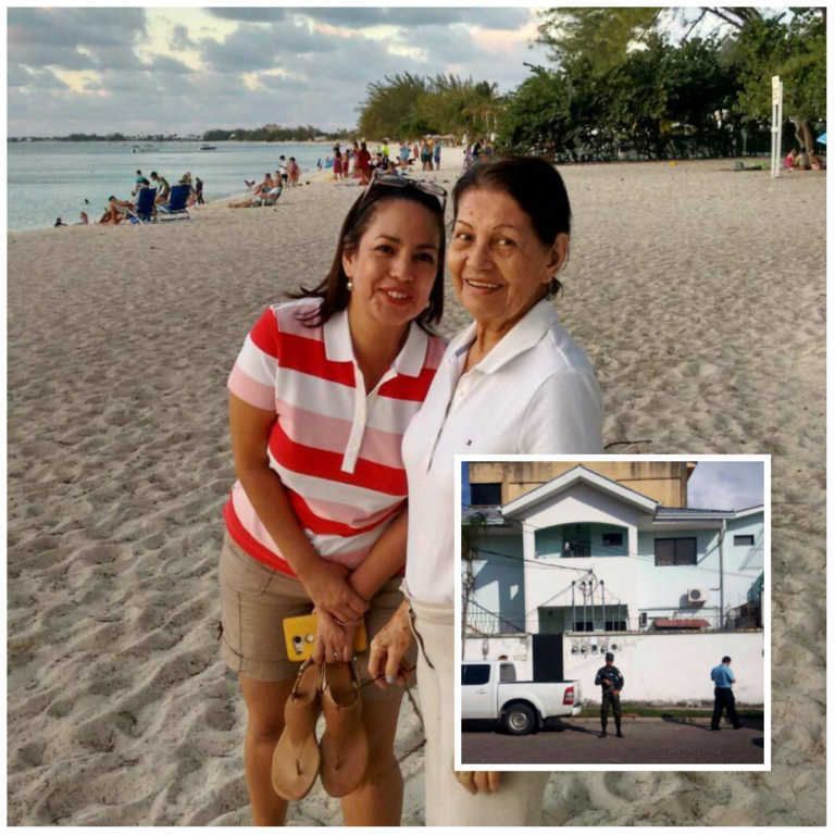 SPS: Ingeniera asesinada vino de Gran Caimán a celebrar cumpleaños de su madre