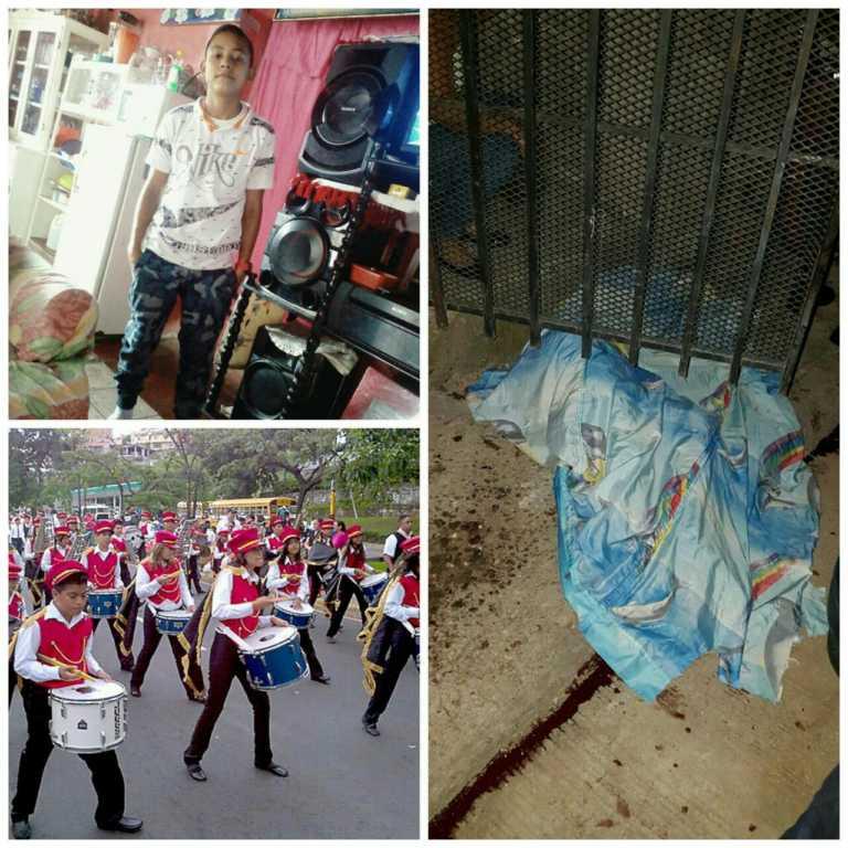 Joven víctima de masacre en la Policarpo Paz iba a desfilar hoy