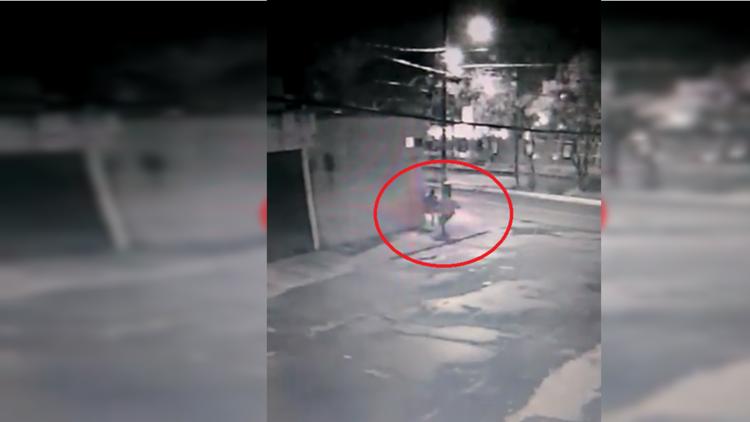 VÍDEO: captan el intento de secuestro a una joven en México