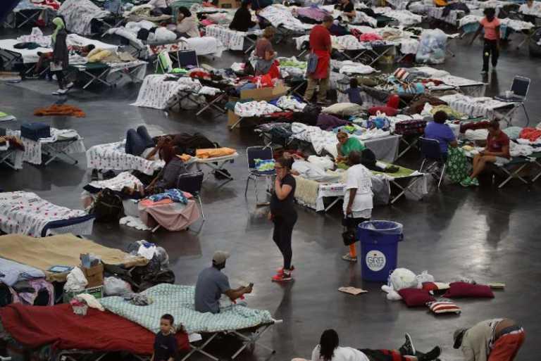 Al menos 21 familias hondureñas afectadas por huracán Harvey, según Relaciones Exteriores