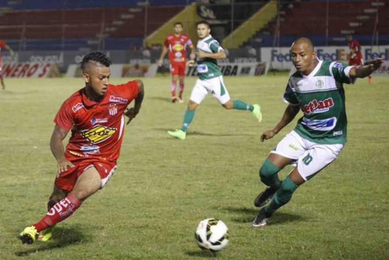 Juticalpa arranca empate al Vida en La Ceiba