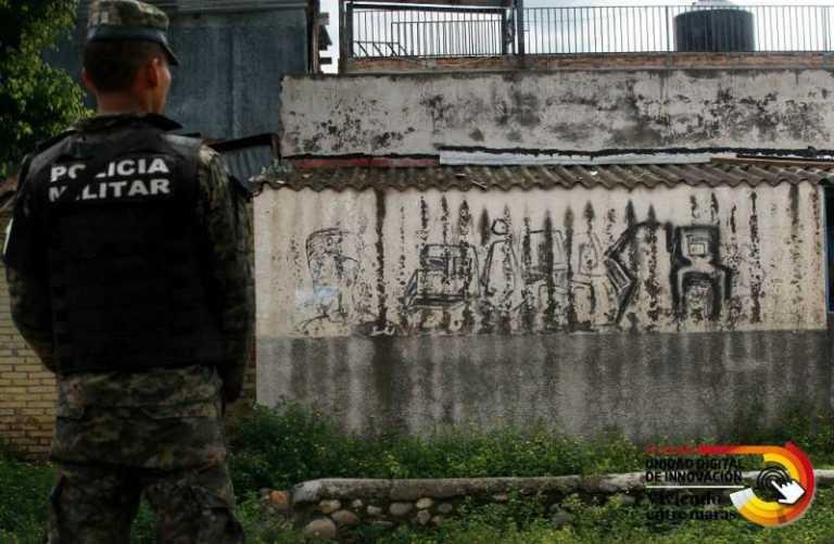 Tegucigalpa: ropa, sangre y armas encuentran en «casa loca»