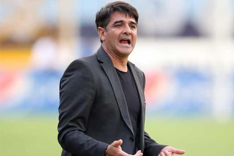 Diego Vázquez: «no nos podemos excusar en el arbitraje»