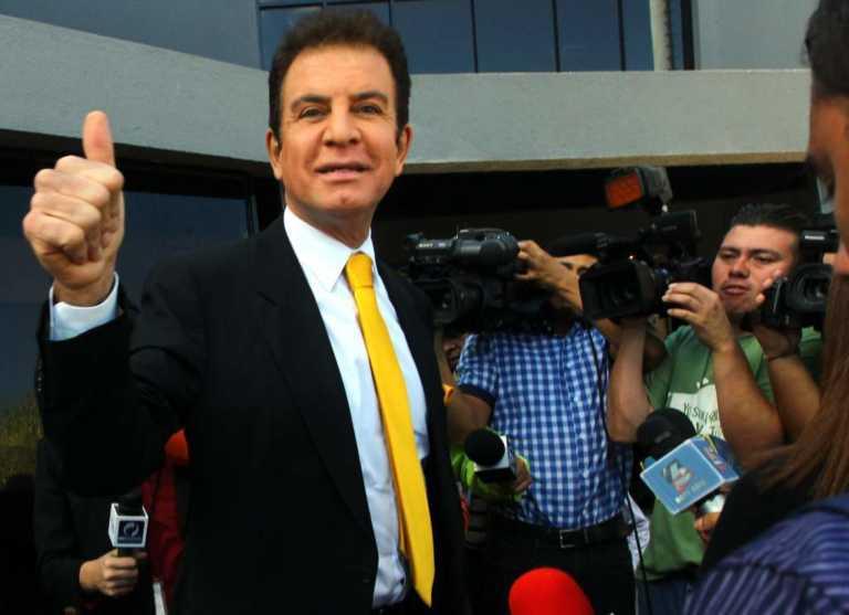 Salvador Nasralla se reunirá este día con senadores de EE.UU.