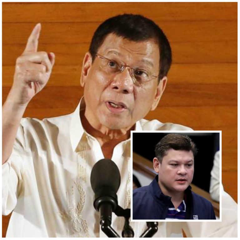 Presidente de Filipinas ordena matar a su hijo vinculado con narcotráfico
