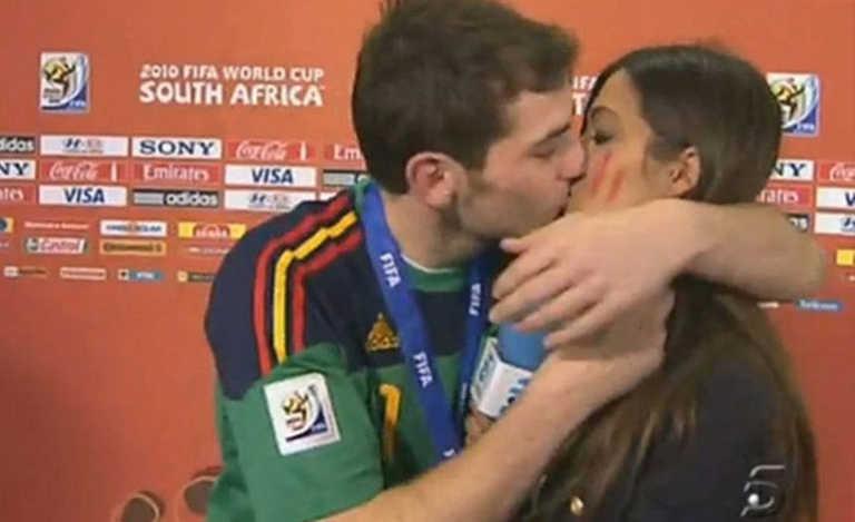 Sara Carbonero deja a Iker Casillas por irse a África