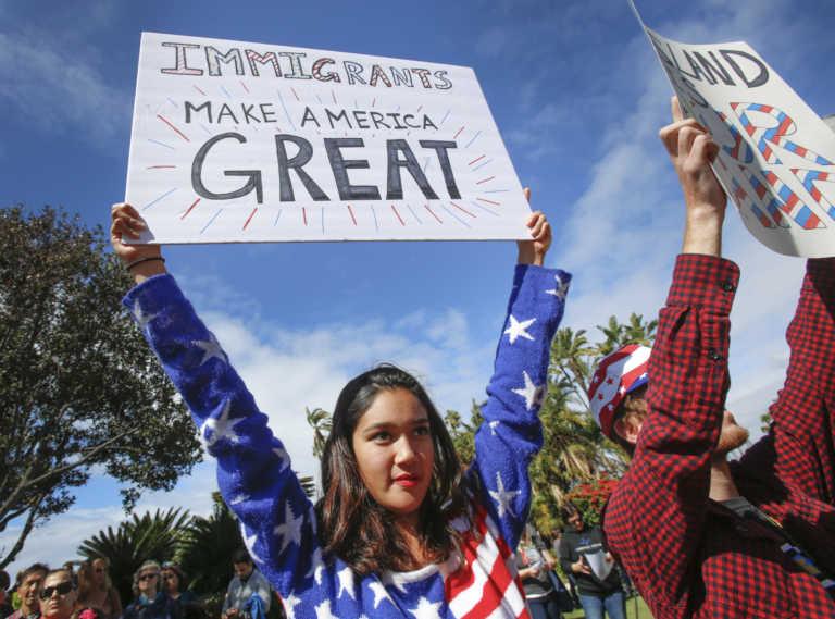 EEUU: estado con más indocumentados está dispuesto a protegerlos