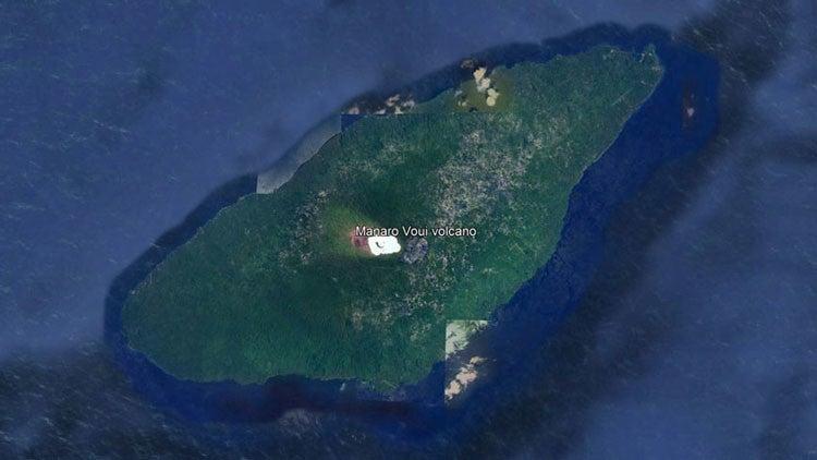 Alerta roja: Evacuaciones en Vanuatu tras una erupción volcánica