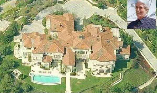 El estadounidense cuenta con una mansión valorada en 25 millones de dólares.
