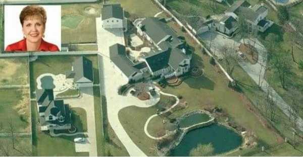 La estadounidense posee una enorme mansión valorada en 11.4 millones de dólares.