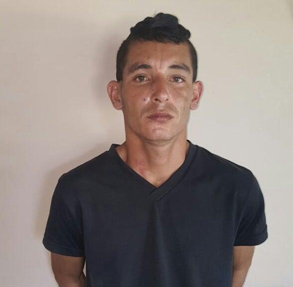 Capturan a supuesto asesino en Santa Bárbara