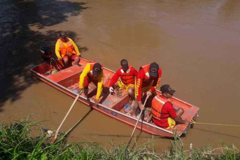 Desaparecida: menor fue arrastrada por un río en La Paz
