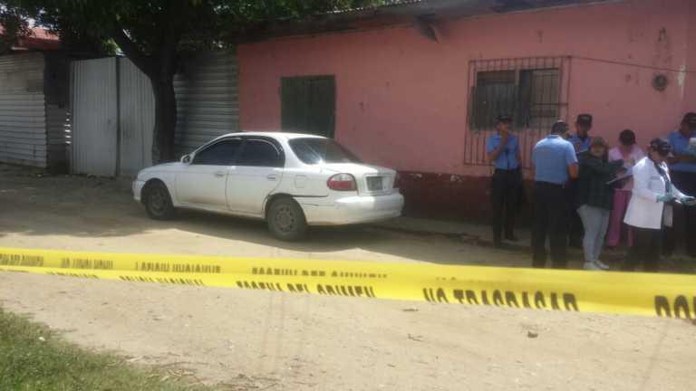Matan a  un joven en el Barrio Las Palmas de San Pedro Sula
