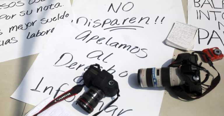 La SIP exige que casos de periodistas asesinados sean esclarecidos