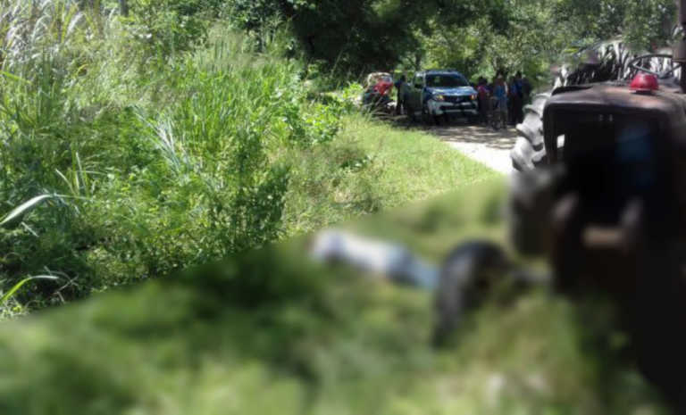 Mientras se transportaba en tractor asesinan joven en Santa Bárbara