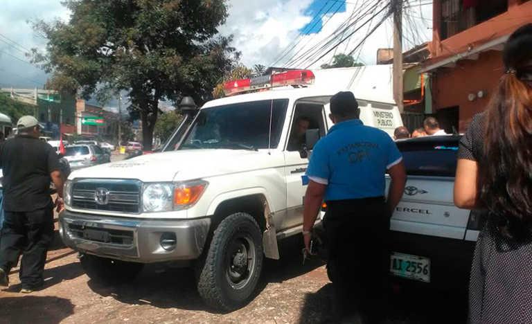 Muere jovencita practicando un rito satánico en Tegucigalpa