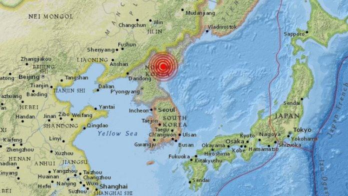 Registran terremoto en Corea del Norte: ¿Sismo o prueba nuclear?