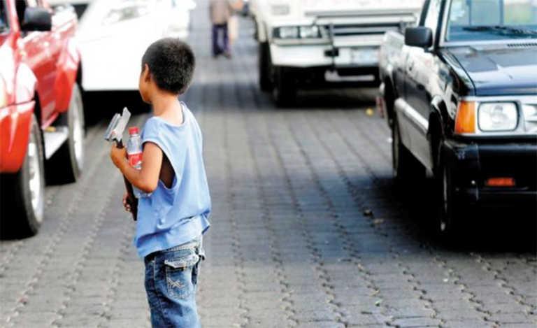 Realidad infantil en Honduras: Más de 15 mil niños siguen en las calles