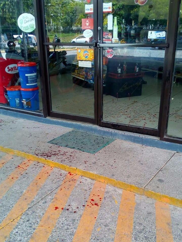 Un herido deja intento de asalto a gasolinera en La Ceiba