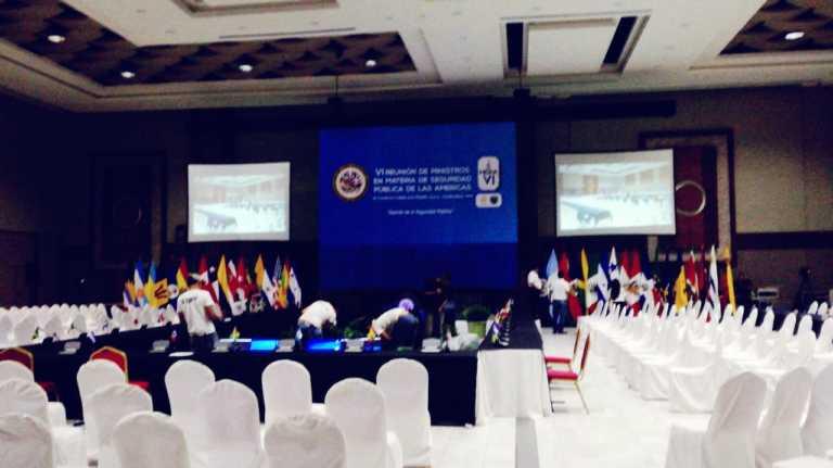 SPS: Países de la OEA abordarán la problemática de seguridad del continente