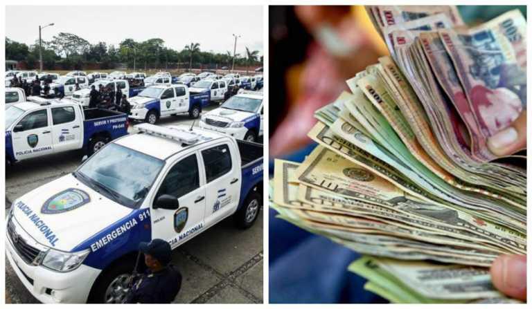 Más de L. 2,000 millones adeuda Tasa de Seguridad a banca hondureña