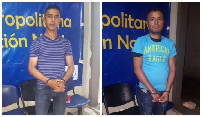 sospechosos de homicidio y robo a mano armada