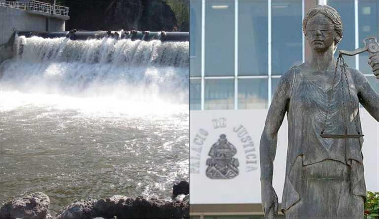 Inadmisible declaran recurso del COPINH en contra de Hidroeléctrica Agua Zarca