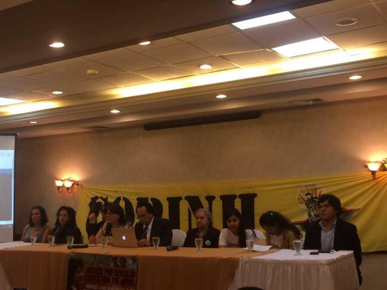 GAIPE: Agentes del Estado hondureño participaron en el asesinato de Berta Cáceres
