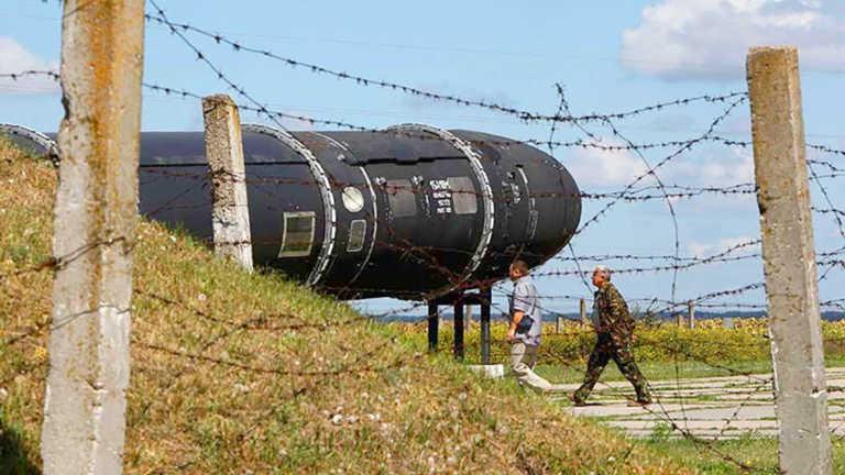 El nuevo «Satán» ruso: Rusia ultima temible misil balístico Sarmat