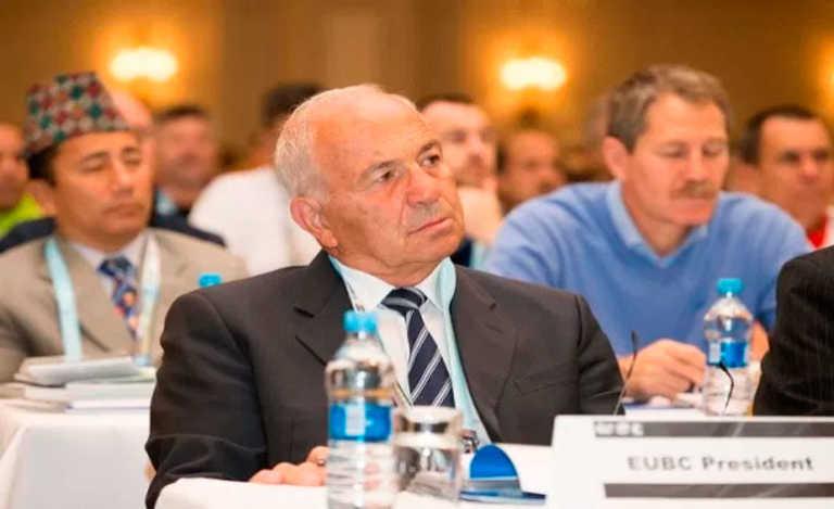 Italiano nuevo presidente de la Federación Internacional de Boxeo