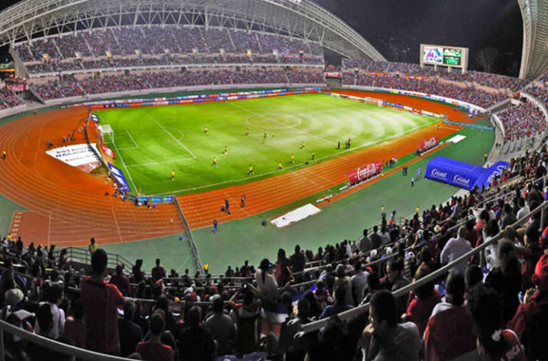 Éste es el difícil escenario donde jugará Honduras ante Costa Rica