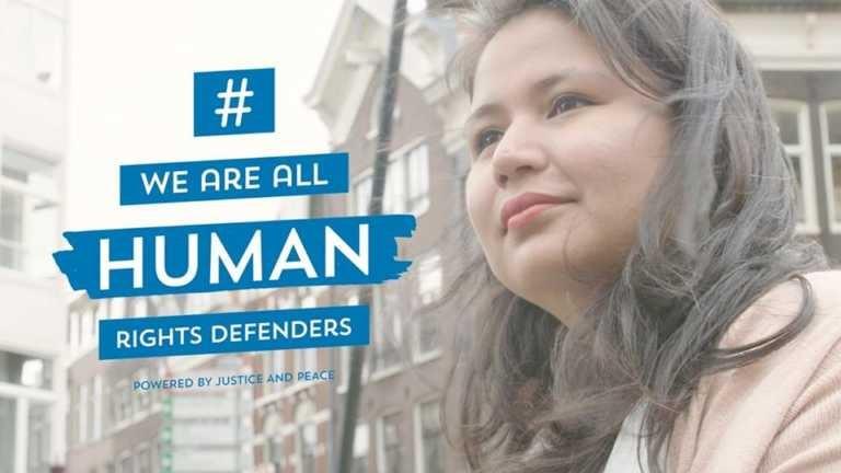 Karen Mejía, la defensora hondureña que resuena en campaña mundial