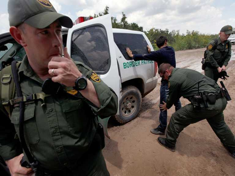 EEUU: Autoridades detienen a «coyote» hondureño en frontera canadiense