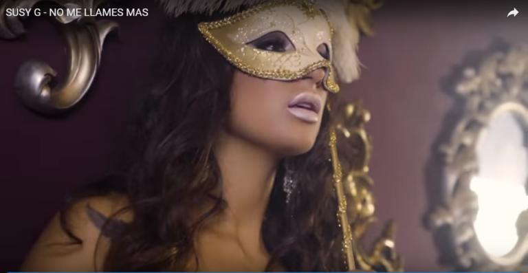 Susy Gala, la megaestrella del cine para adultos que canta trap latino