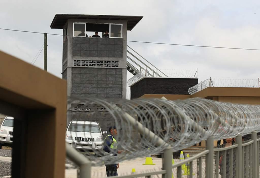Las autoridades penitenciarias del centro penal de Támara reportaron este sábado el homicidio de un privado de libertad.