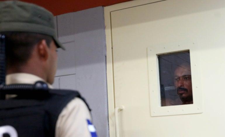 Las visitas a la cárcel de máxima seguridad