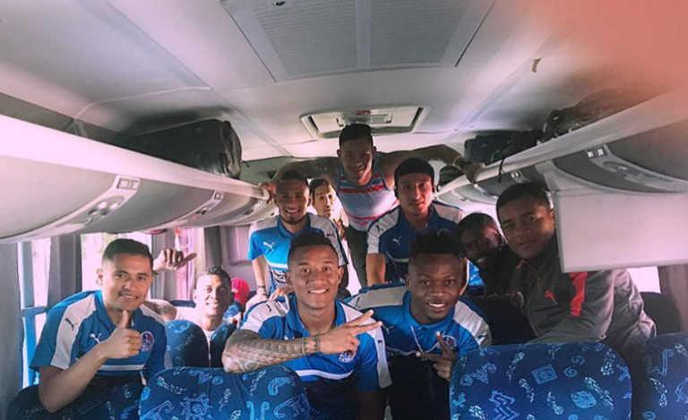 Olimpia viajó a Costa Rica por la «Hombrada» y el boleto a la Concachampions
