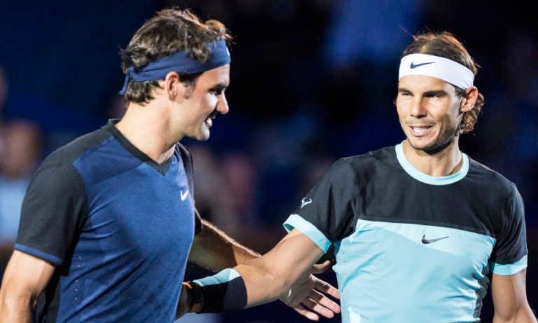 Nadal y Federer disputarán la final del Masters 1000 de Shanghai