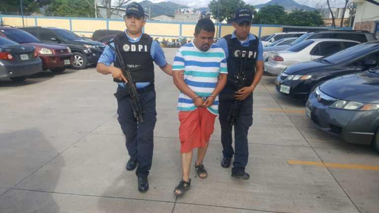 Tegucigalpa: Cae sospechoso de estafa en la colonia San Miguel