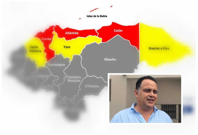 Armando Calidonio: «SPS podría ser decretada en estado de emergencia»