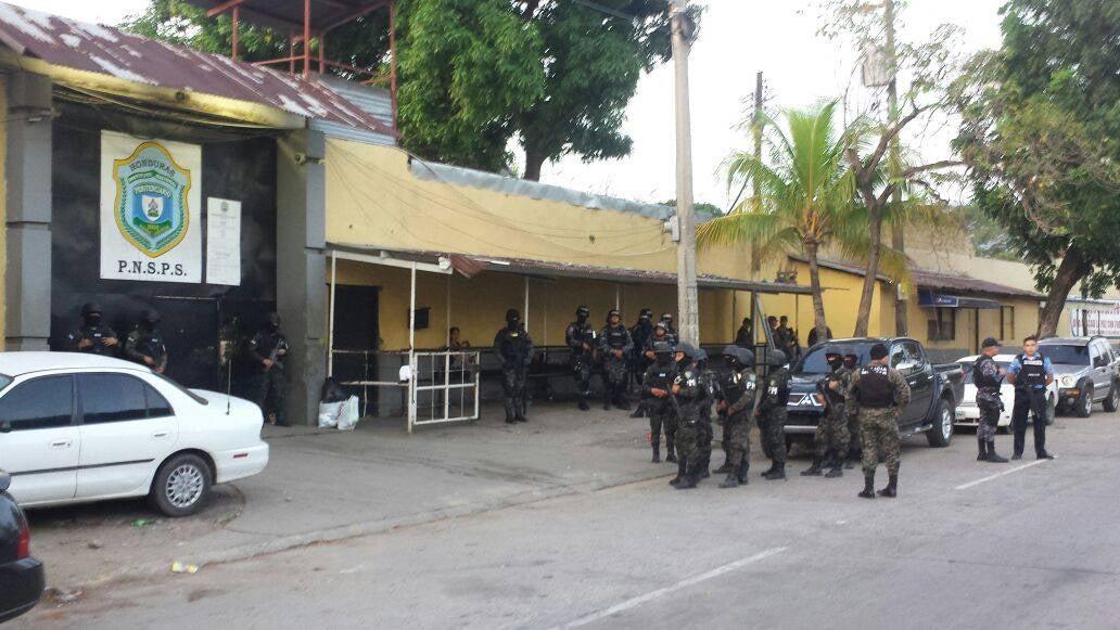 Centro Penal de San Pedro Sula