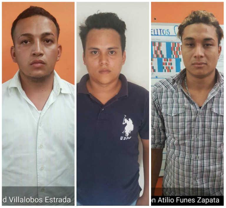 Chamelecón: Banda «El Gordo» habría acabado con un abogado, dos ingenieros y una doctora